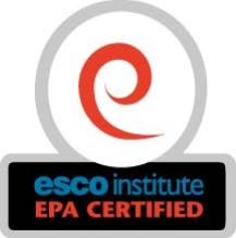 ESCO Institute EPA Certified