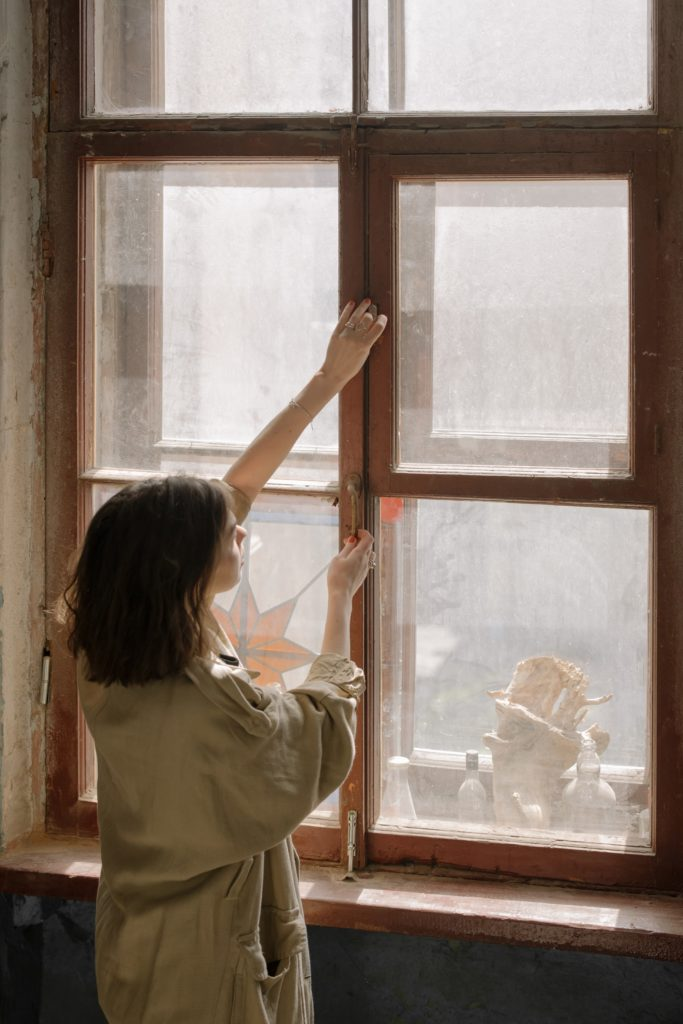 How much energy are you losing through your windows and doors right now?